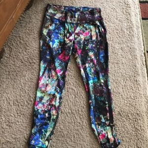 Danskin colorful leggings